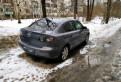 Mazda 3, 2006, лада х рей amt
