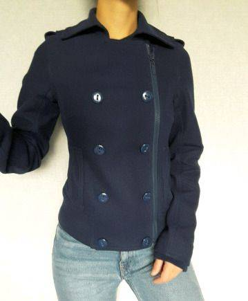 Купить женскую куртку с чернобуркой, полупальто Only
