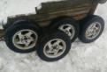 Зимние резина на шевроле лачетти, колеса, Тихвин