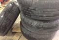 Зимние шины на ниву и-511, б/У Bridgestone dueler HP 215 65 R16, Новое Девяткино