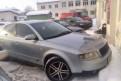 Audi A4, 2001, купить nissan juke в россии