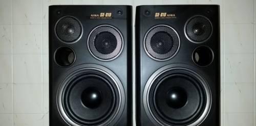 Aiwa SX-810 hi-fi super acoustic