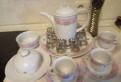 Чайный сервиз Роза гдр и набор для спиртного, Санкт-Петербург