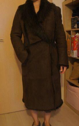 Купить белье милавица оптом, дубленка (одета 2 раза)