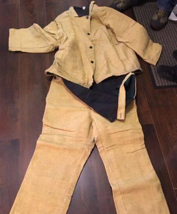 Куртка мужская горнолыжная emporio armani, костюм сварщика