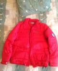 Пуховик Outventure, купить мужское зимнее пальто с капюшоном, Зеленогорск