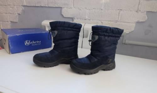 Новые ботинки Naturino