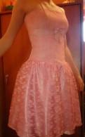 Платье, длинный пуховик и болоневые штаны