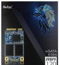 SSD msata 120 GB Netac