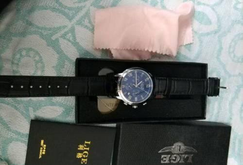 Часы lige китай