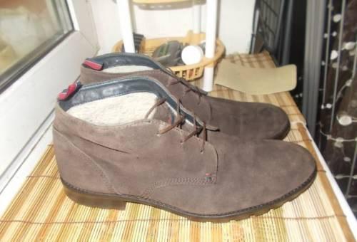 Ботинки Tommy Hilfiger 28. 5 см, мокасины мужские cosottinni