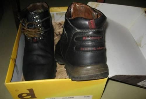 Зимние ботинки El Tempo, бутсы nike magista