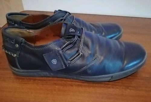 Бутсы без шнурков за 3000, туфли мужские