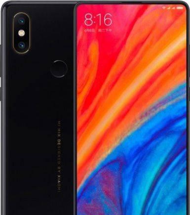 Xiaomi MIX 2S 6/64 Черный