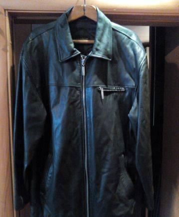 Купить мужской кожаный пиджак в интернет магазине недорого, куртка кожаная laffitte