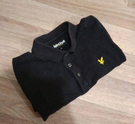 Мужские зимние куртки на изософте, поло lyle and scott чёрное размер М
