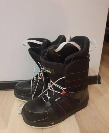 Ботинки сноубордные