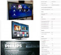 "42"" FullHD TV Philips 42PFL4007T в отличном состоя"
