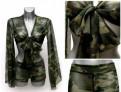 Лучиана шоп одежда интернет магазин, костюм для стрипа и go go милитари, Светогорск