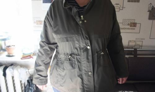 Ветровка marks spencer, off white кофта мужская