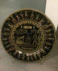 Тарелка декоративная, Сосново