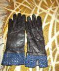 Продам перчатки из натуральной кожи, Мурино