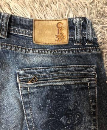 Пуховик мужской gant, джинсы CK