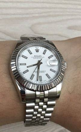 Rolex Datejust 41 mm Steel