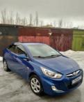 Hyundai Solaris, 2013, купить авто купе с пробегом, Толмачево