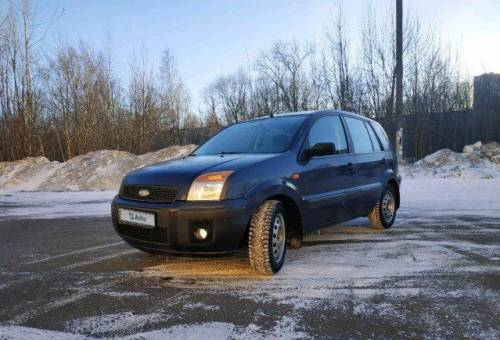 Ford Fusion, 2006, рено логан комплектации актив