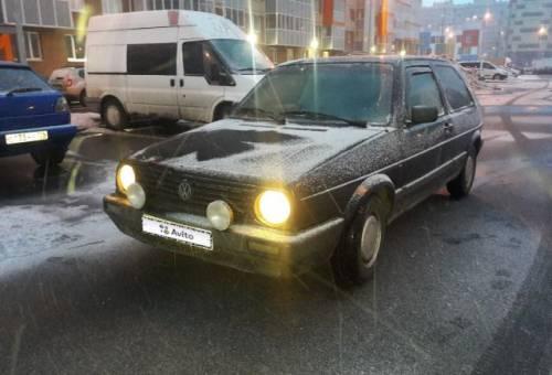 Volkswagen Golf, 1990, продажа б\/у авто тойота камри