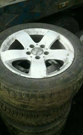Литые диски 15 радиус на форд фьюжн, диски литые мерседес р.16