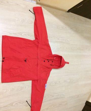 Мужской свитер обманка, анорак мужской