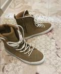 Высокие мужские ботинки купить, ботинки bershka, Понтонный