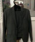 Костюм (пиджак+брюки) на подростка, купить мужские джинсы колинс, Сестрорецк