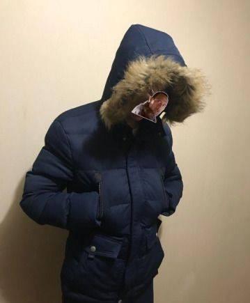 Куртка утепленная мужская luhta mainio, зимняя куртка, на парня