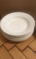 Посуда. Тарелки