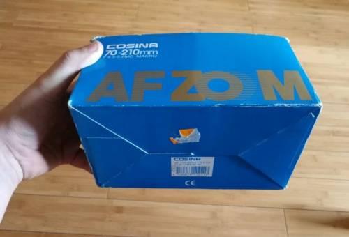 Cosina объектив AF 70-210mm/f4. 5-5. 6