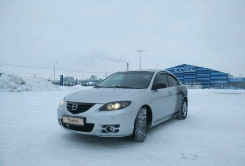 Mazda 3, 2005, цены на авто мицубиси