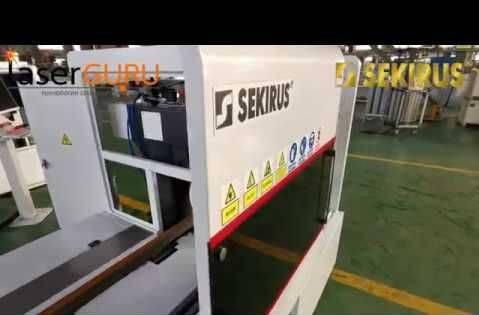 Лазерный станок для раскроя труб sekirus P2606M