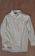 Рубашка хлопок, длинная стеганая куртка мужская, Санкт-Петербург