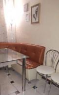 Продам стеклянный стол, небольшой угловой диван, Павловск