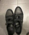 Мужские резиновые сапоги tretorn, кожаные кроссовки мало б/у, Металлострой