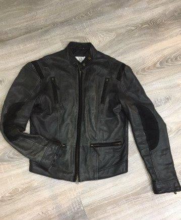 Мотокуртка Armani Exchange Оригинал, стильная мужская зимняя куртка парка на меху
