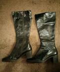 Отдам женские сапоги, зимняя обувь yepman