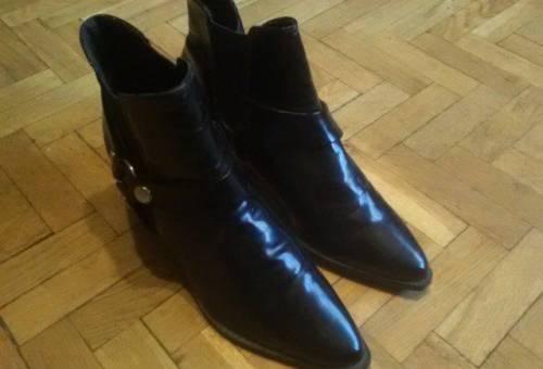 Ботильоны Jina Rossetti, заказ обуви из китая через интернет