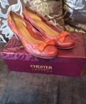 Женские туфли Chester, женская обувь tops, Ульяновка
