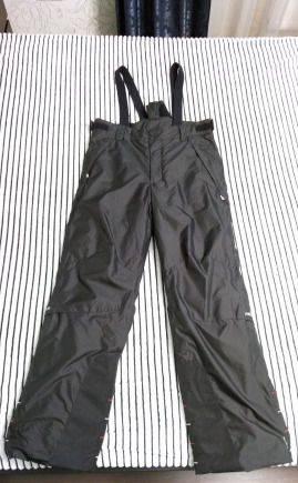 Горнолыжные брюки Wedze oxylane Pullnfit, лыжные костюмы olly