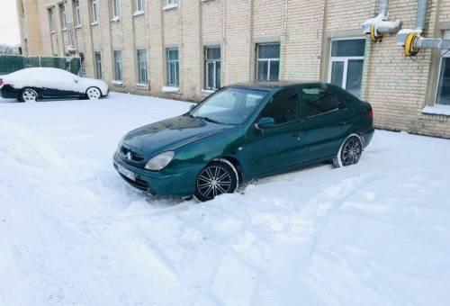 Citroen Xsara, 2003, купить тойоту фж с пробегом в россии