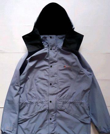 Пальто мужское двубортное милитари, berghaus gore-tex